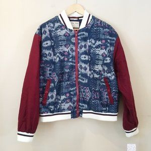 We The Free Navy Electric Combo Jacket Size L New
